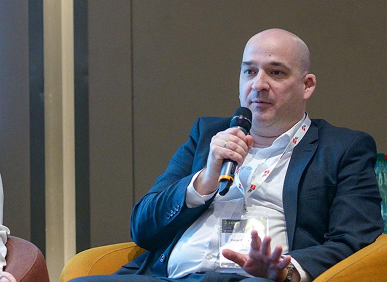 Petar Miljković, CEO