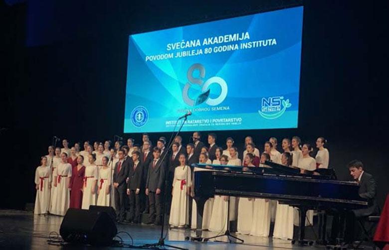 Svečana akademija u Srpskom narodnom pozorištu