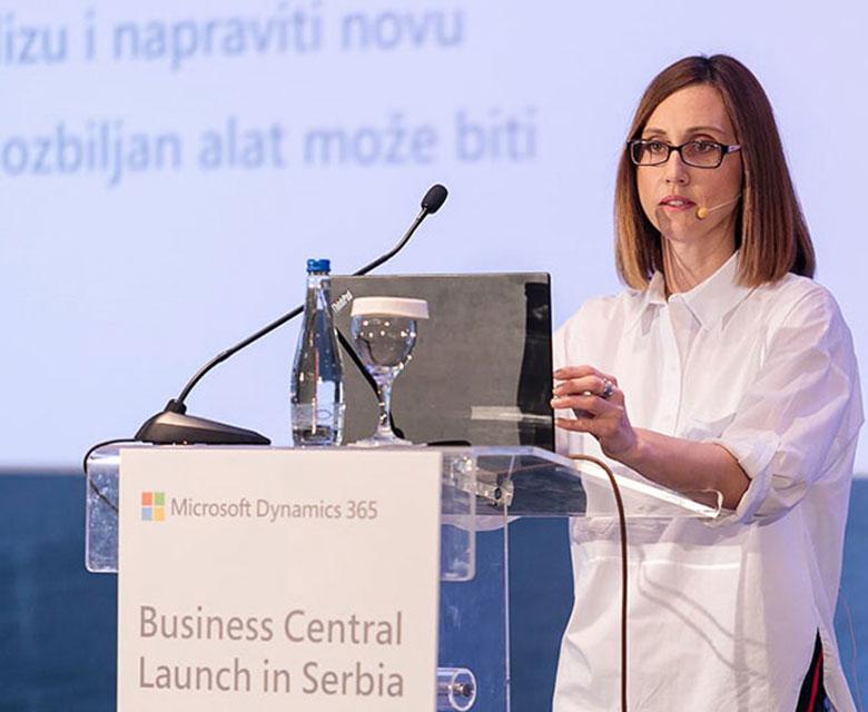 Jelena Živković, lider GoPro konsultantskog tima