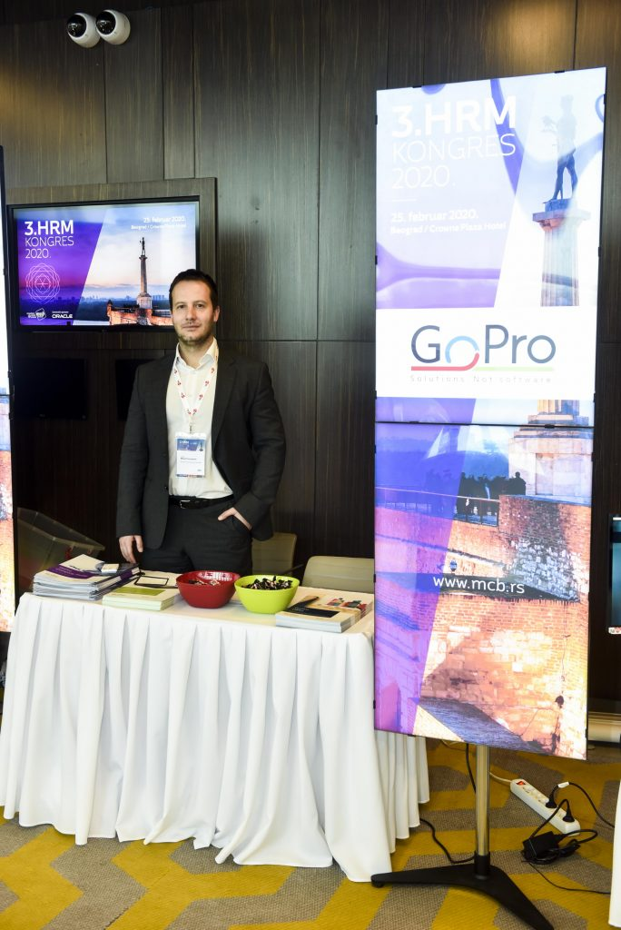 Miloš Pucarević (GoPro, Business Development Manager)