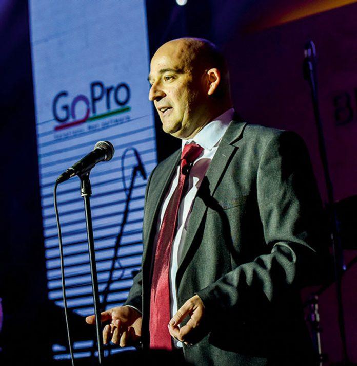 Petar Miljković (GoPro, CEO)